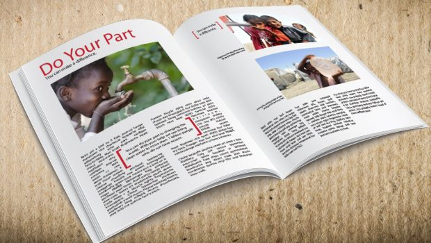 Booklet marketing is a good strategy for nonprofit organizations