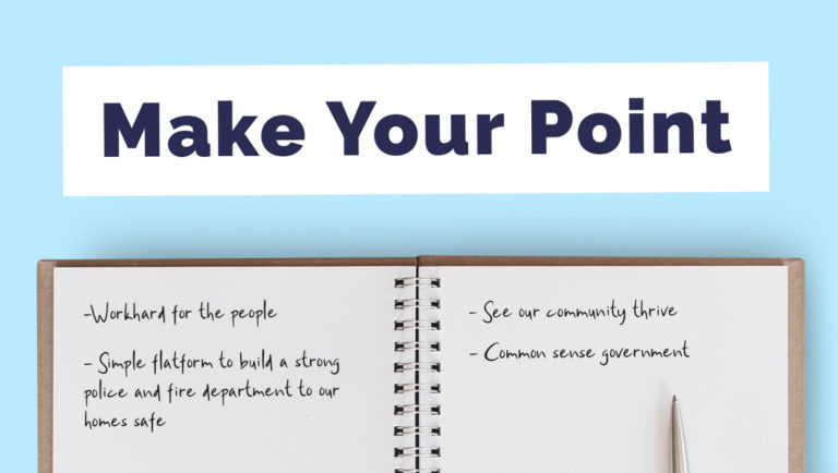 Political Direct Mail: Make Your Point in 20 Seconds or Less