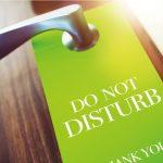 4 Ways to Make the Most of Your Hotel Door Hangers