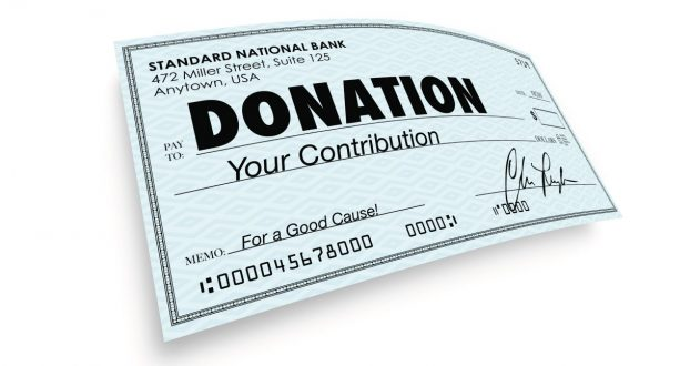 Nonprofit donations