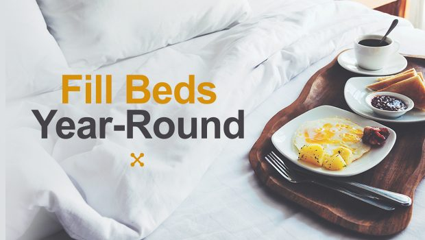 fill beds year round bed and breakfast