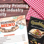 Why Quality Printing Is a Food Industry Necessity