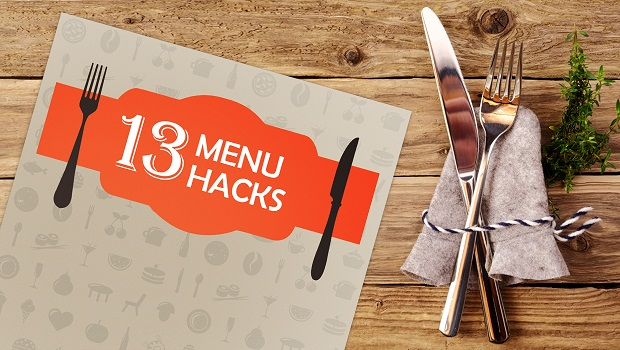 Menu layout tips and hacks