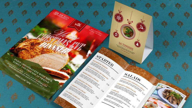 5 Festive Restaurant Christmas Promotion Ideas