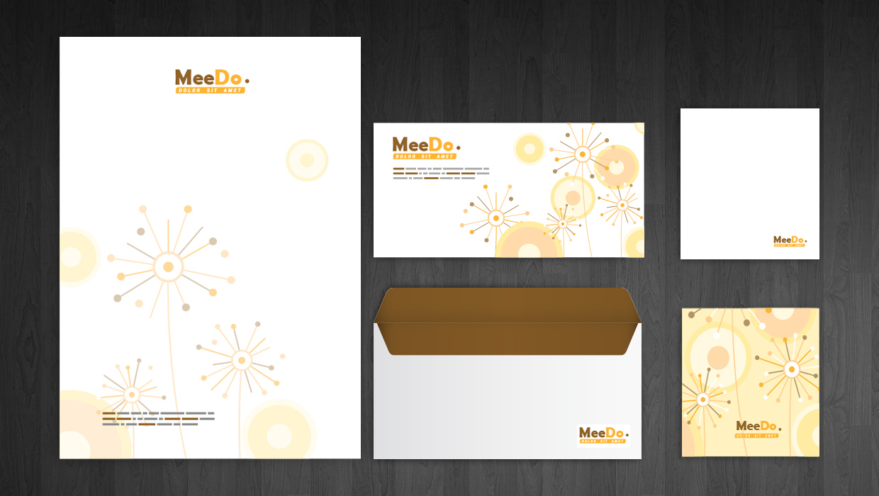 branding with stationery