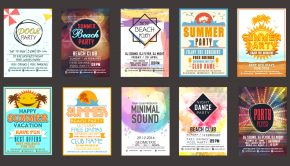 Pick the right flyer font