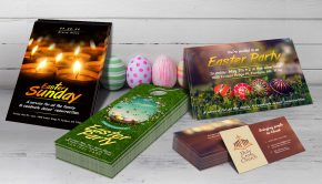 Easter Outreach Print Materials