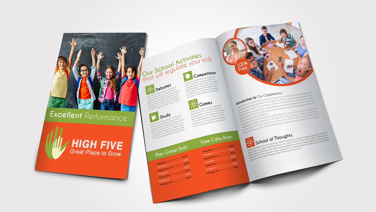 guidelines to creating better educational brochures