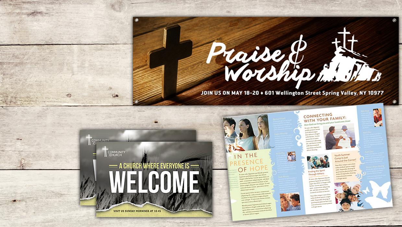 Church Marketing Through Print