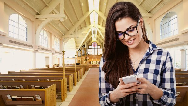church apps and services