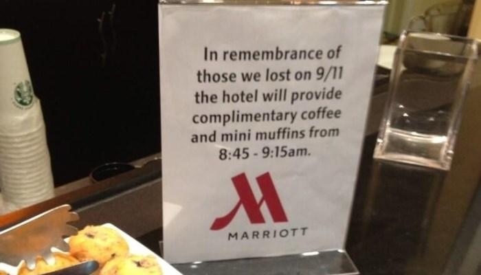 Marriott Hotel Buffet