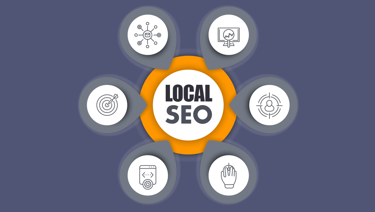 Local SEO illustration