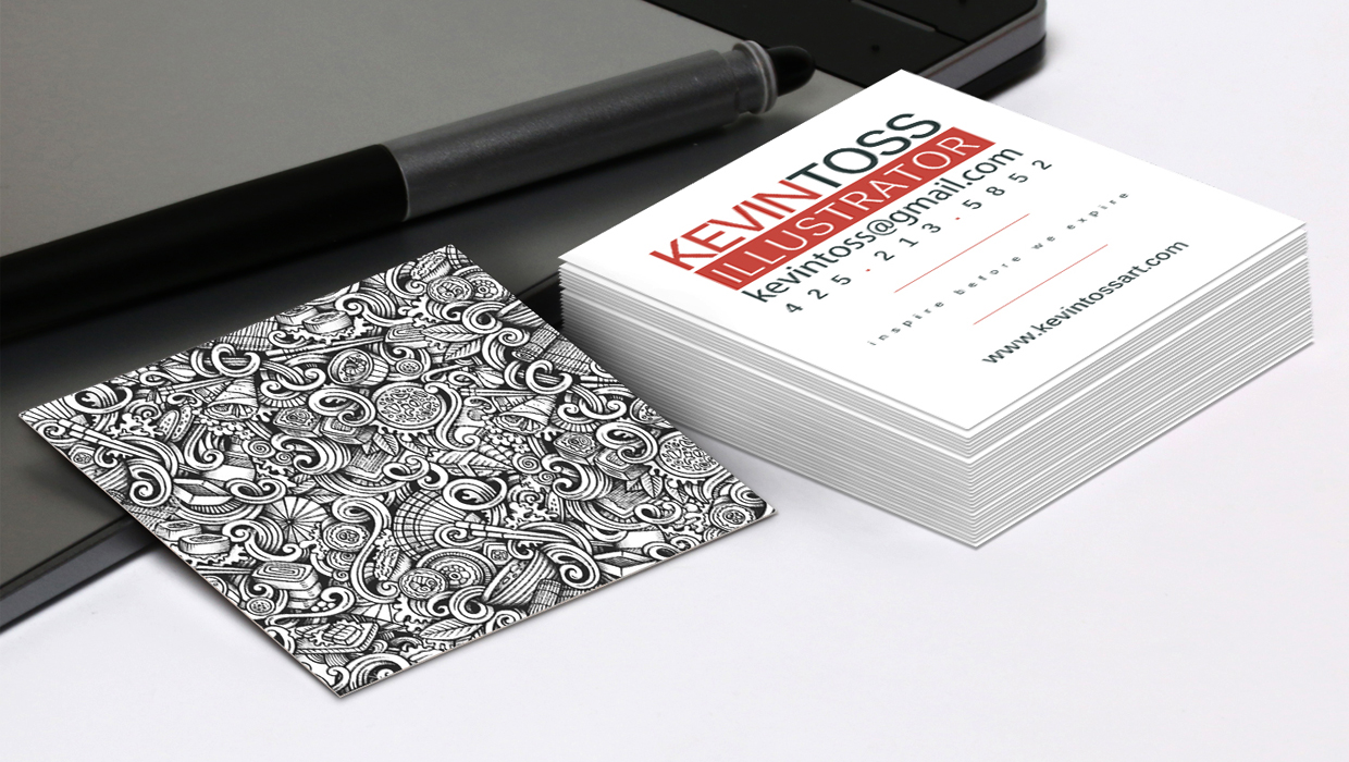 Tips for Square Business Card Design