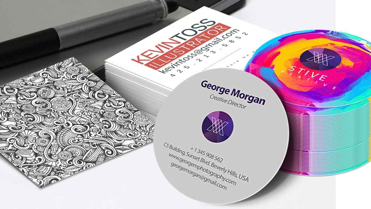 How to Create Your Own Business Card Design: 7 Top Tips | PrintPlace