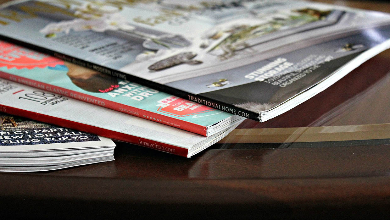 How Magazine Printing Found Its Place in the Digital World