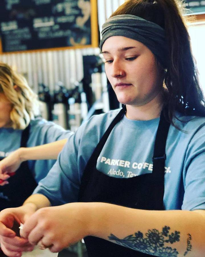 East Parker Coffee Baristas