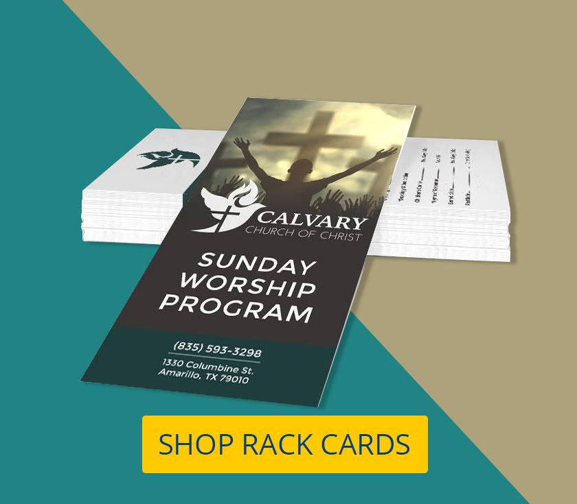 Rack Card Printing