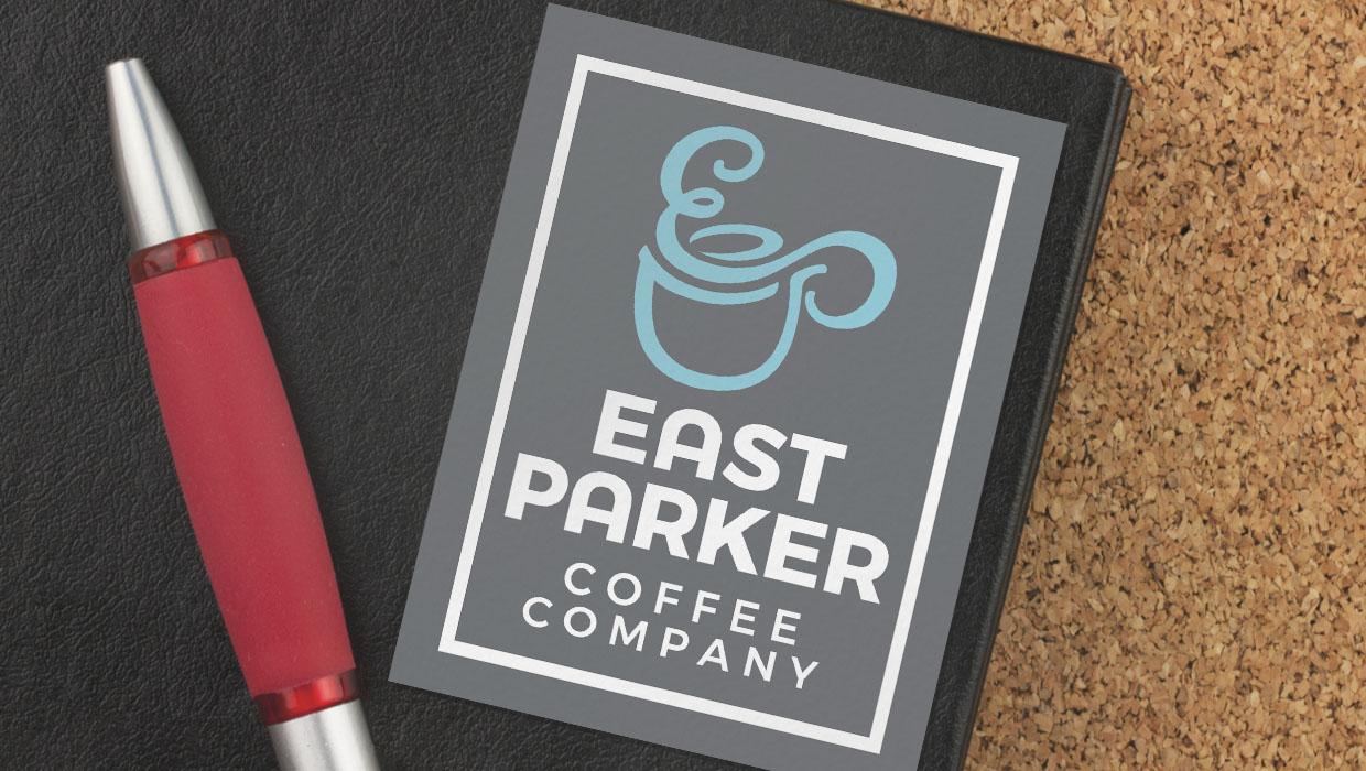 East Parker Coffee Stickers