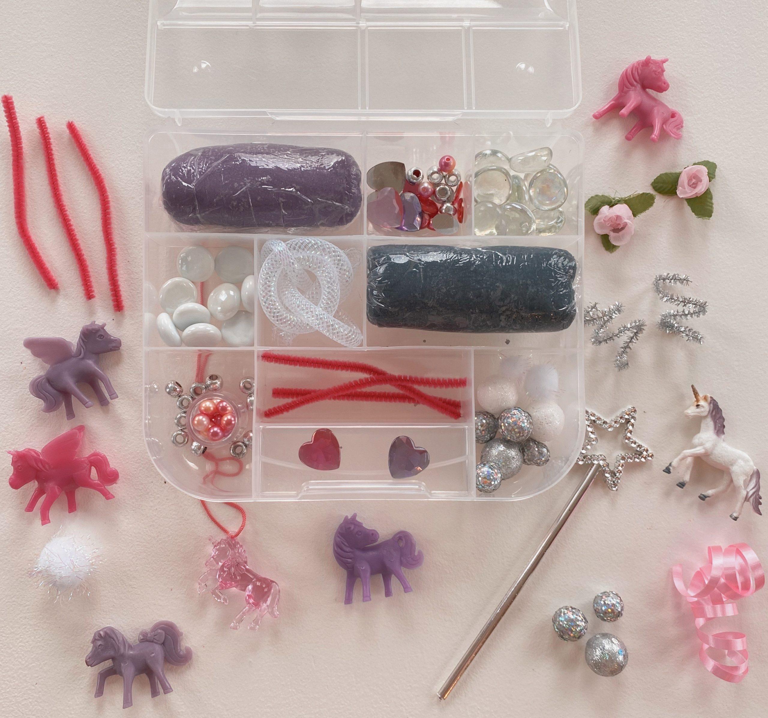 A Magical Minute sensory crafting kits