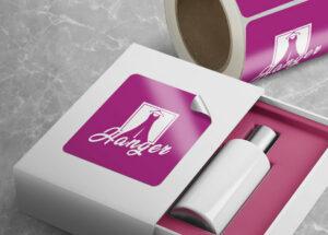 Label Printing Corporate Box Packaging