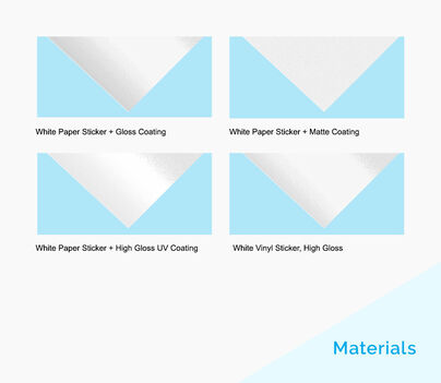 Sticker Materials